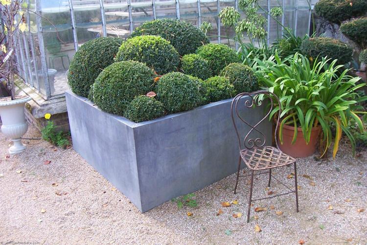 Jardin minimaliste pur et convivial lorraine magazine for Jardin contemporain epure
